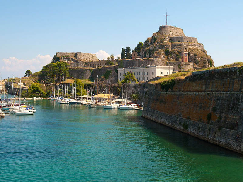transfers4greece.com - Greece Airport Transfers - Corfu airport